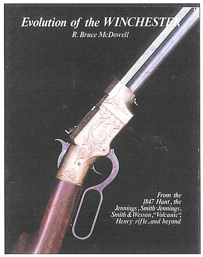 Book - The Evolution of the WInchester